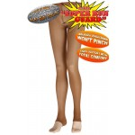 Footless Pantyhose w/ Super Run Guard
