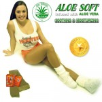 Footless Pantyhose Infused w/ Aloe Vera